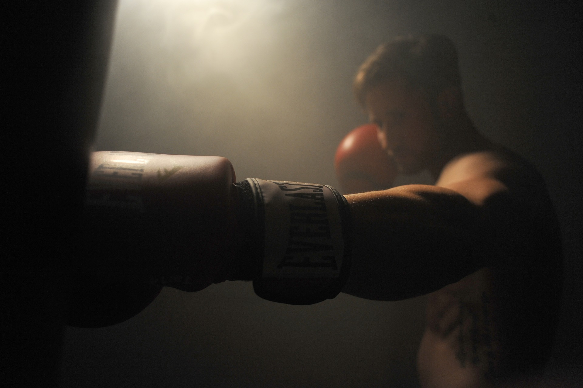Kick Boxing palestra lecce