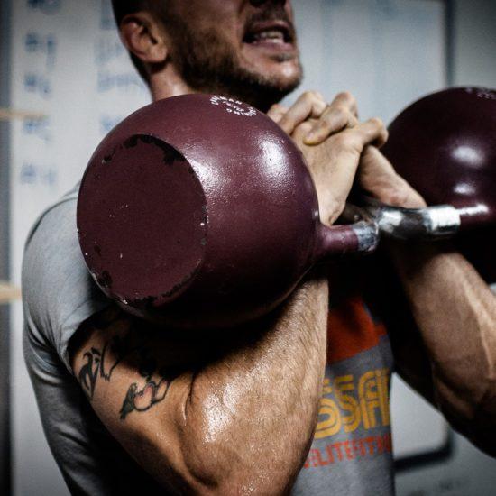 crossfit lecce alma sport palestra allenamento esercizi