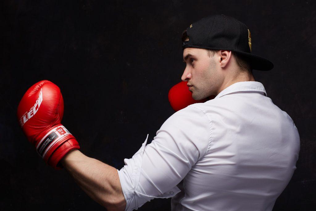 kick boxing lecce