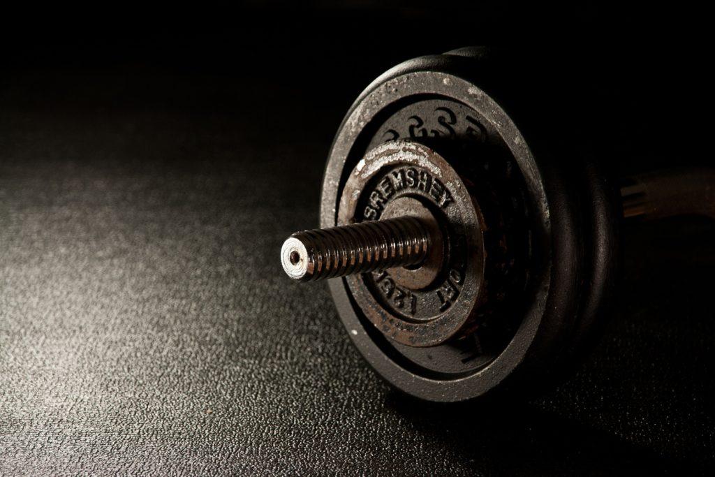 sala pesi fitness attrezzi lecce palestra