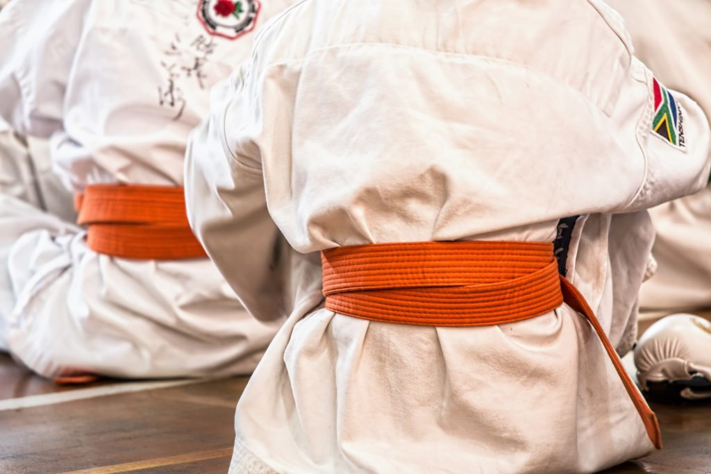 karate palestra lecce