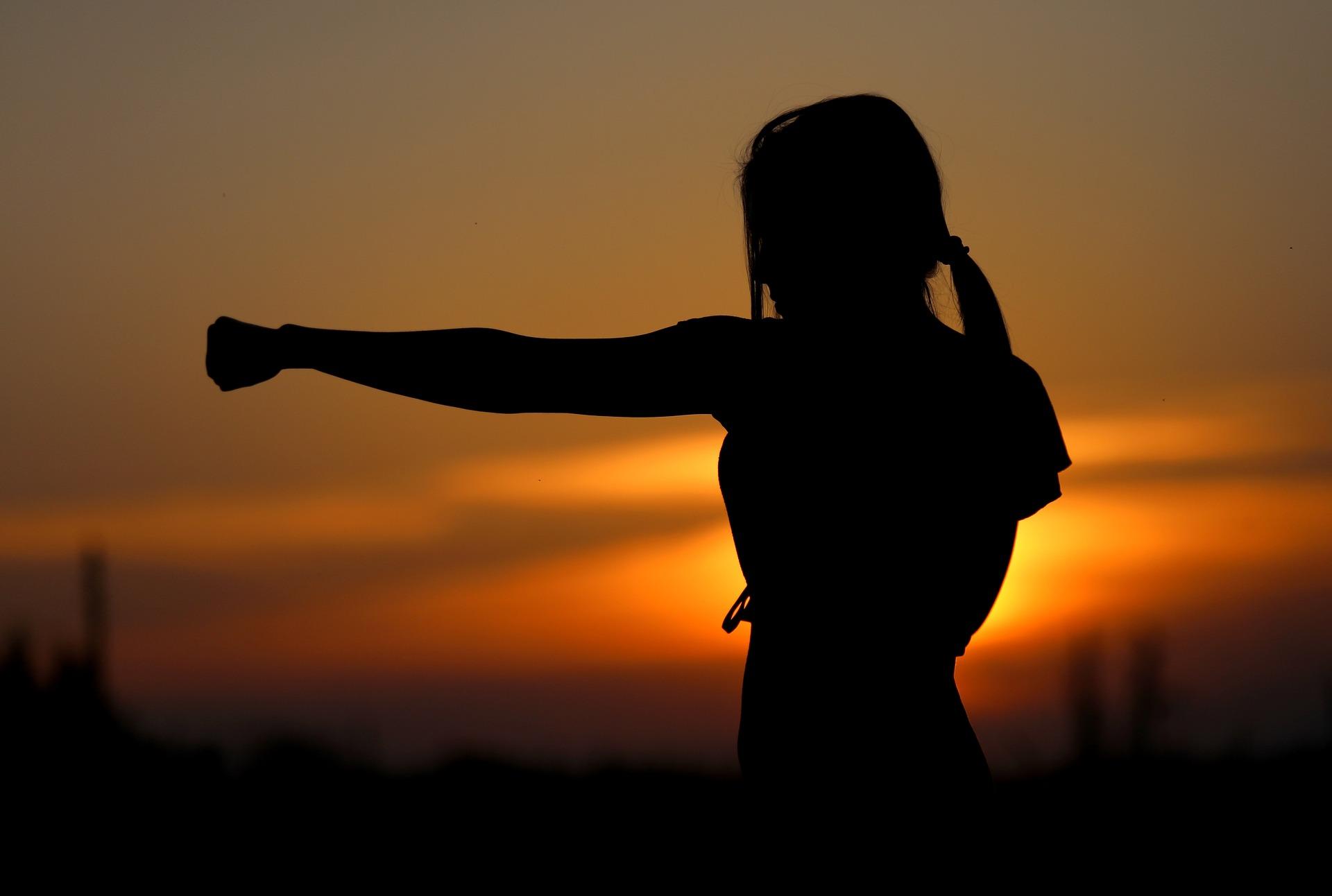 karate palestra lecce