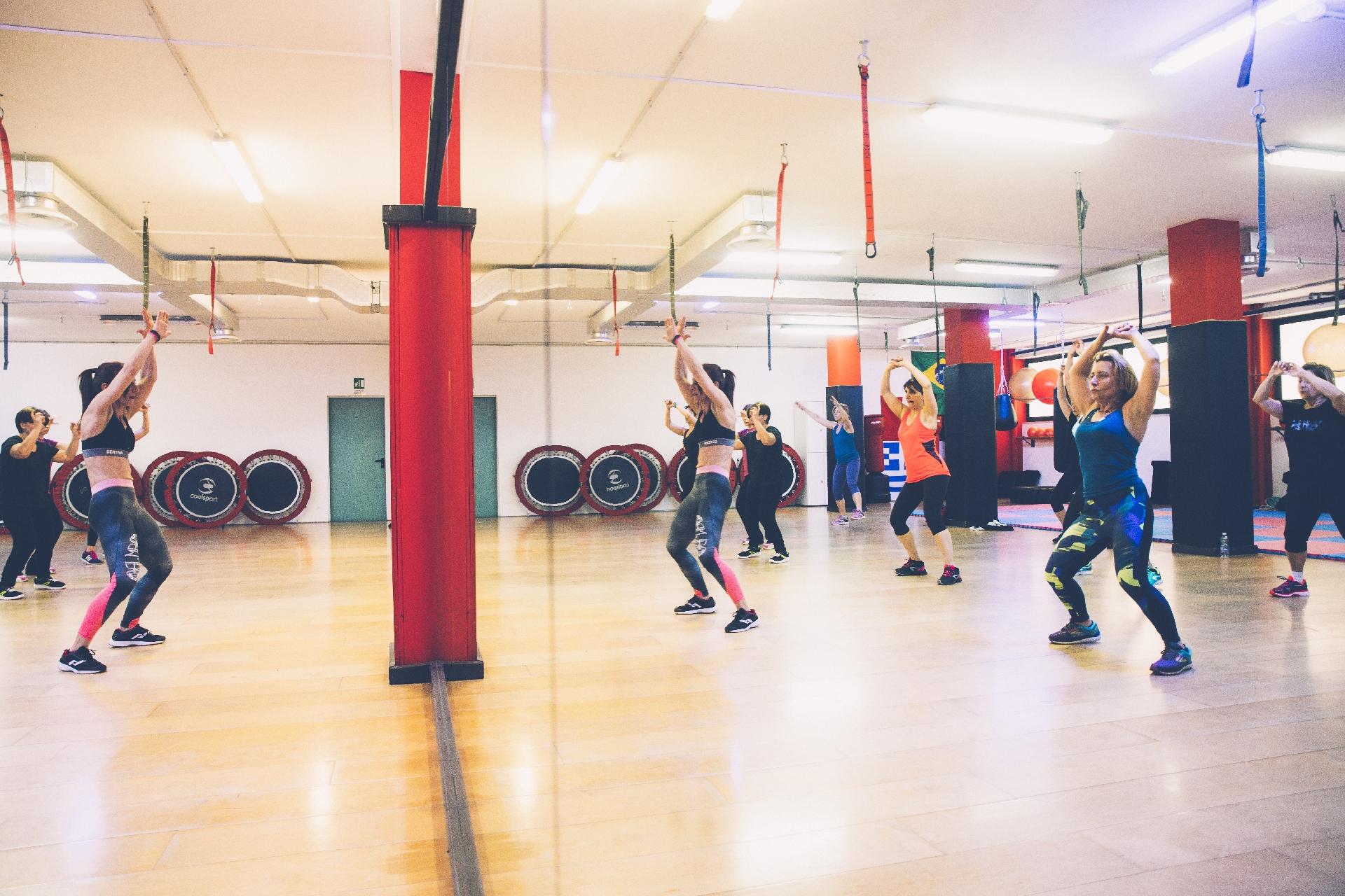 alma sport lecce sala fitness di gruppo corsi palestra lecce crossfit