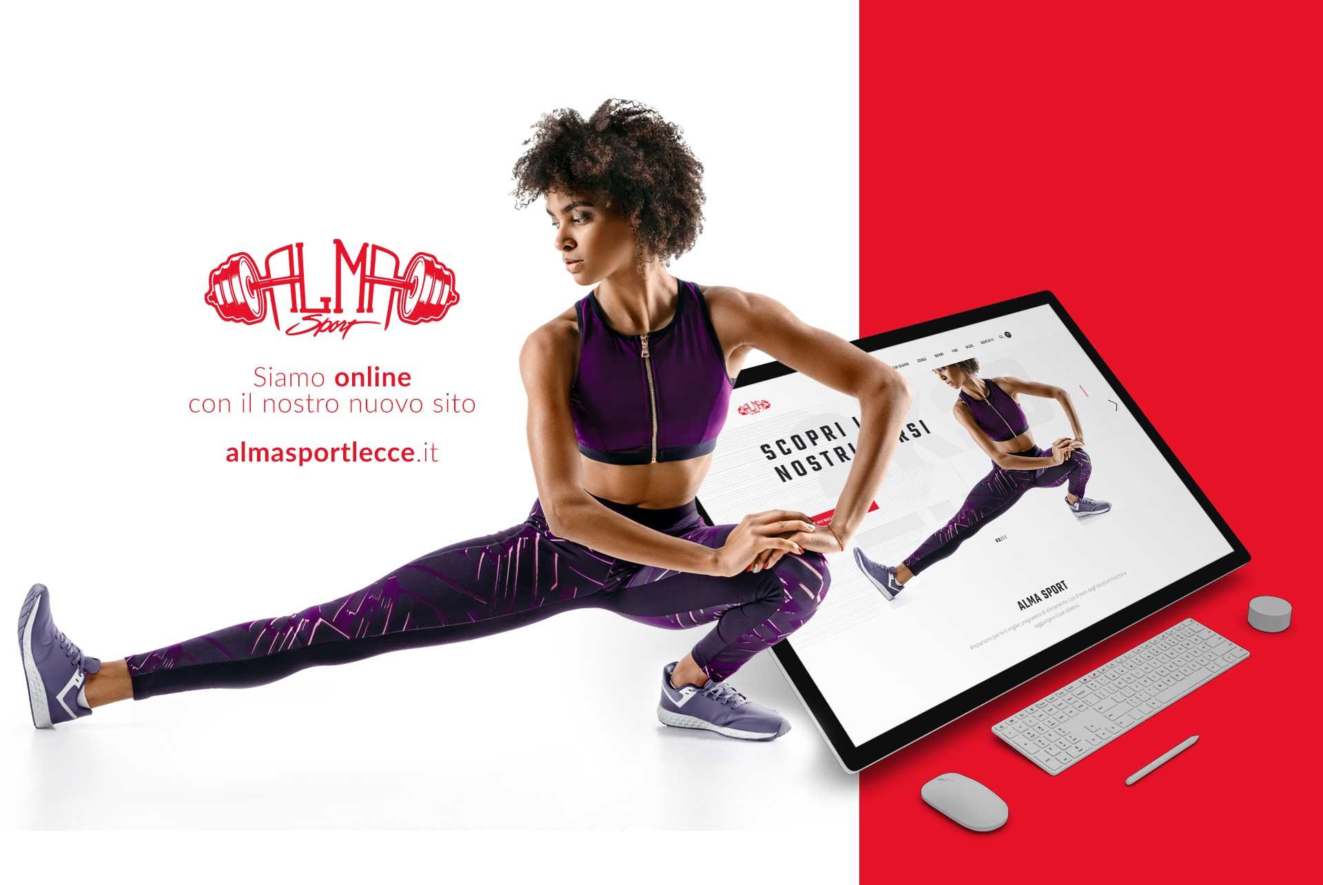 alma sport online sito palestra