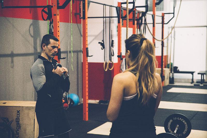 alma sport fitness lecce crossfit palestra